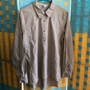 CATO tunic large high/low